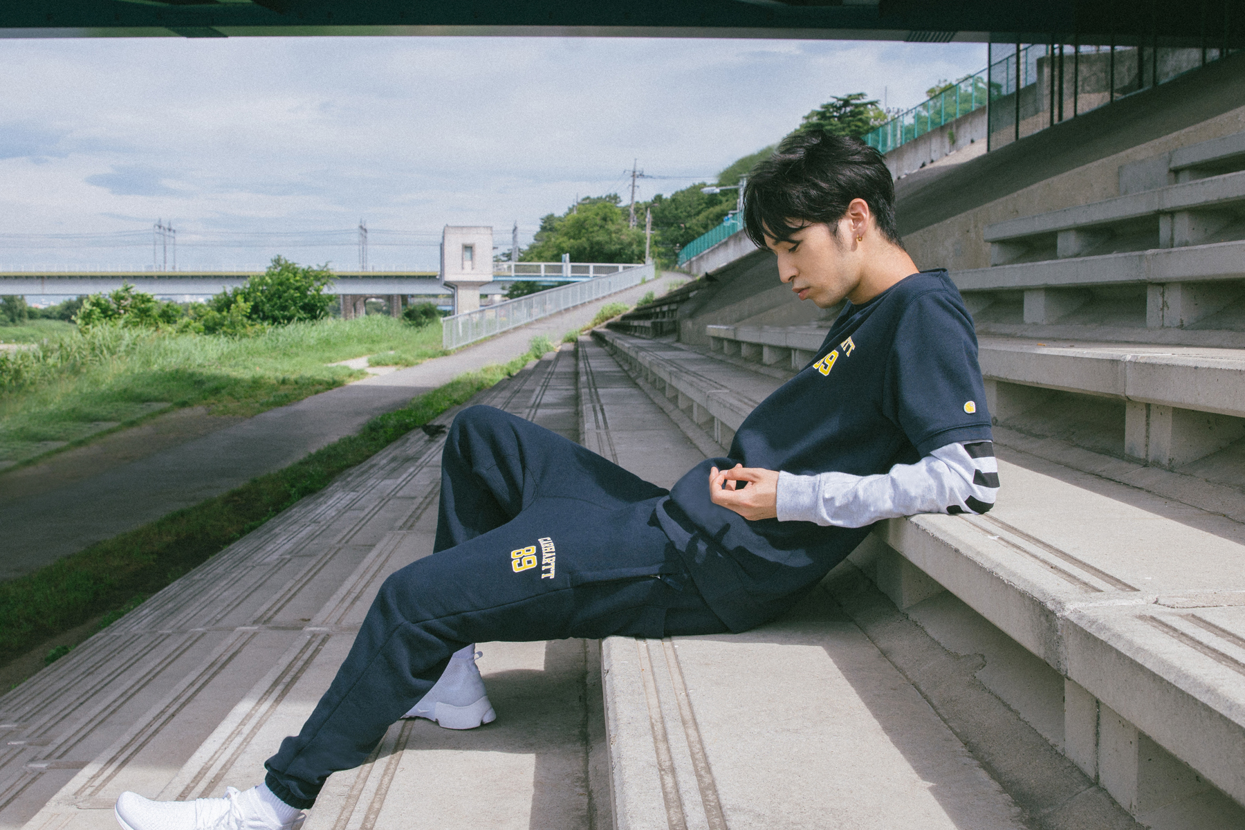 FW16 Capsule Collection_Outfit 1_CARHARTT ATHLETICS_01