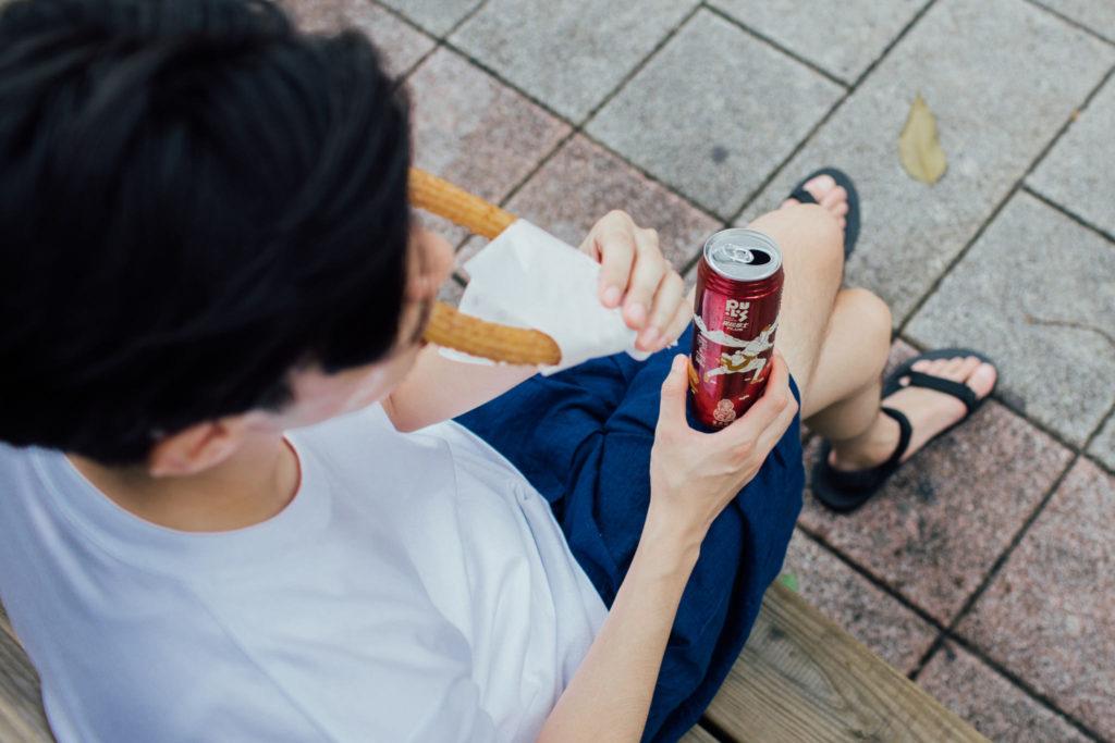 黑松沙士Plus啤酒花風味