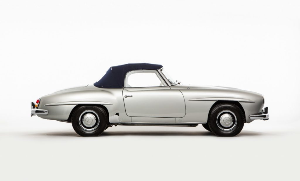 Mercedes 190SL-Everyday Object-03