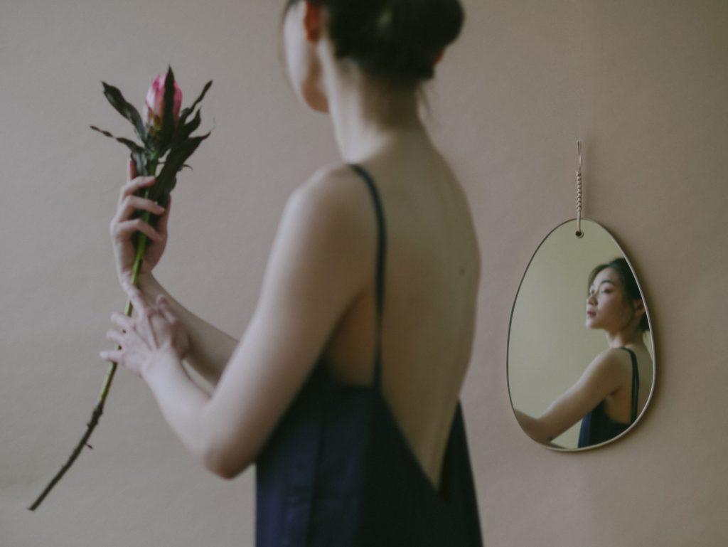 Kamaro 編織小掛鏡
