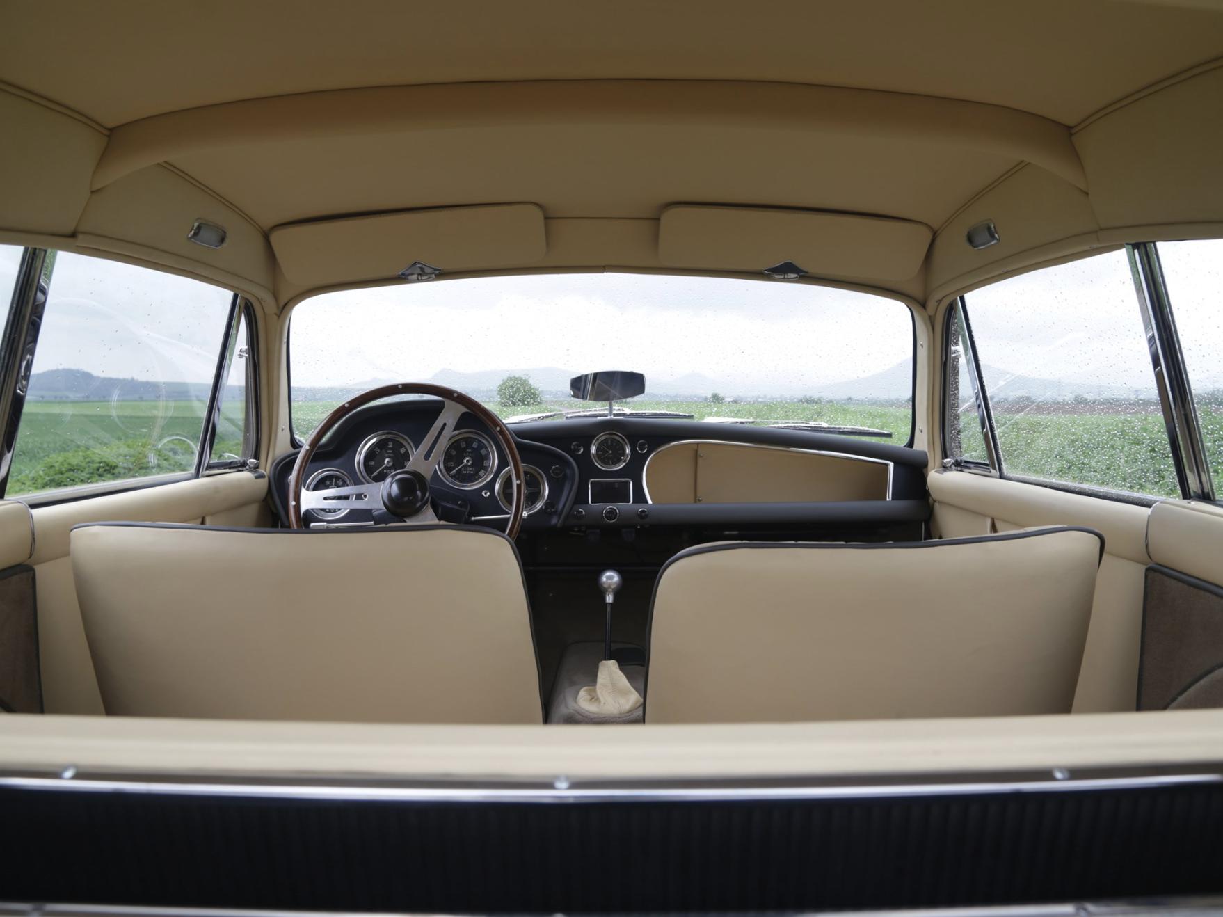 1957 Aston Martin DB2/4 Mk III