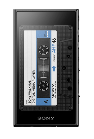 Sony Walkman  40 anniversary NW-A100 、NW-ZX507
