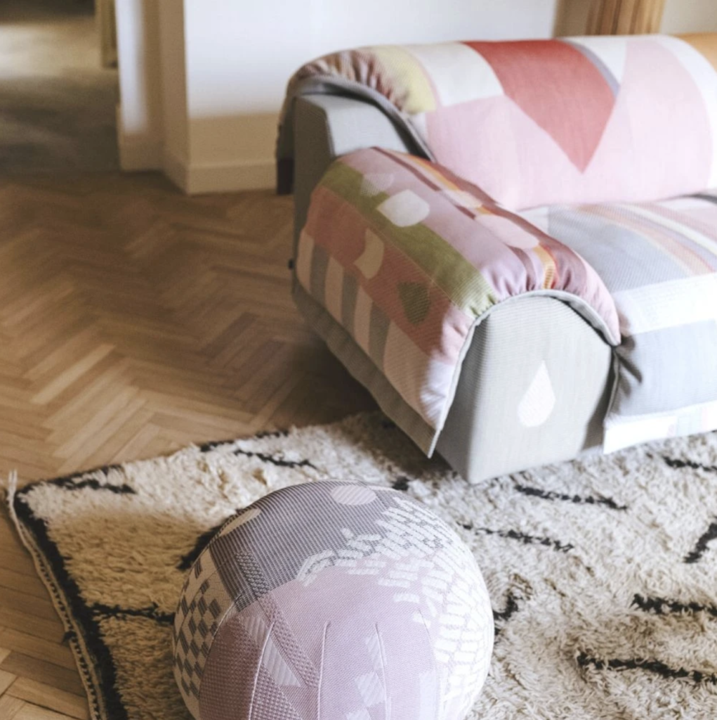 Vlinder Sofa by Vitra