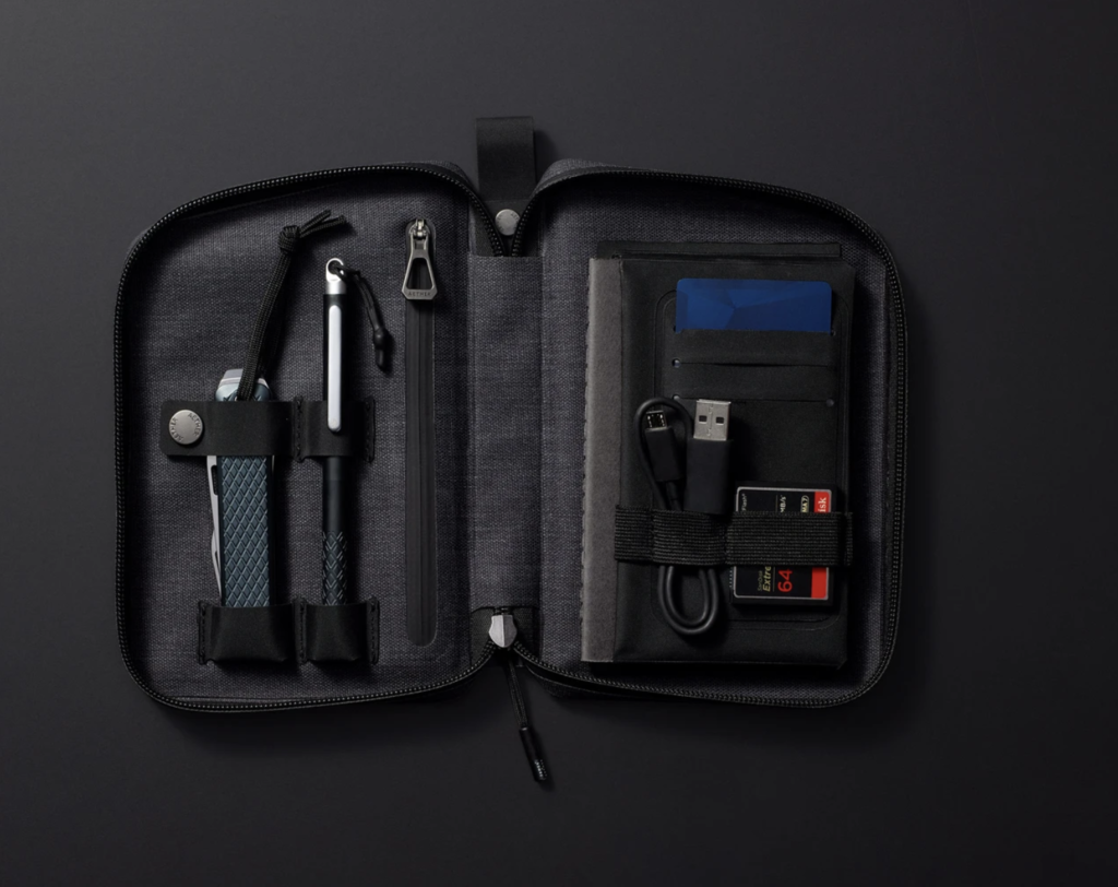 JAMES + AETHER - EDC KIT