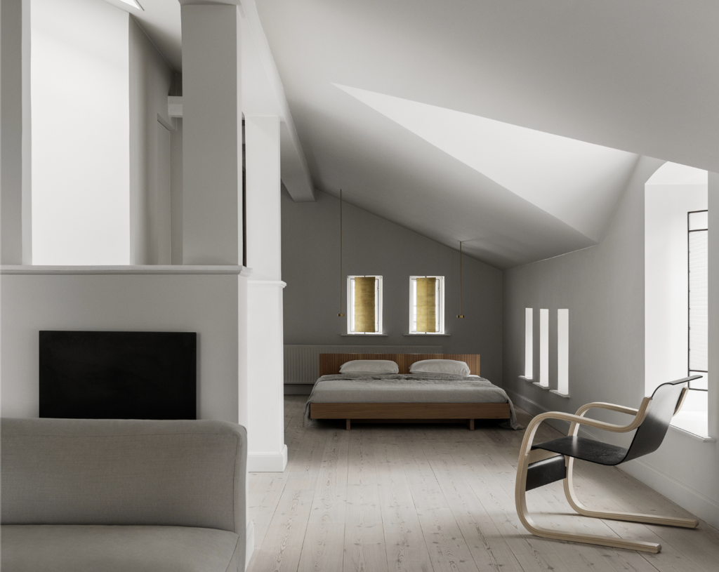 The Stable House by frama