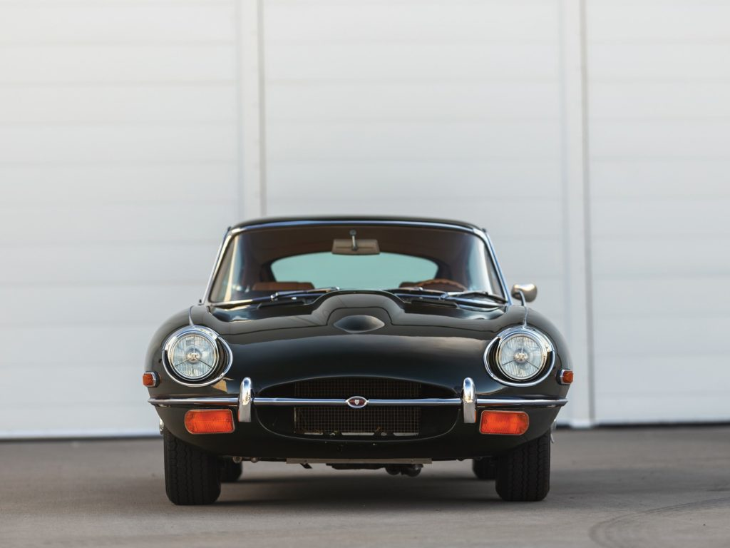 1970 Jaguar E-Type Series 2 4.2-Litre Fixed Head Coupe