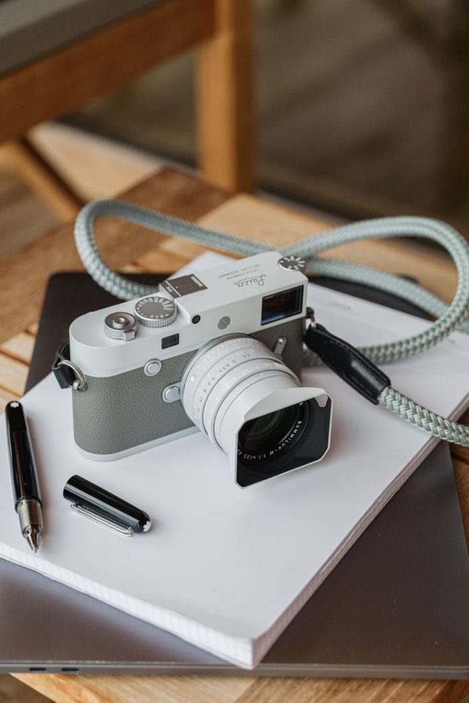 """Leica M10-P """"Ghost Edition"""" For HODINKEE"""