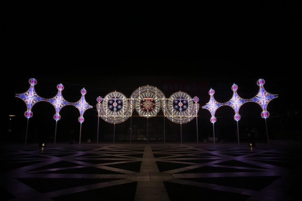 2020 臺灣國際光影藝術節正式開展 光影敘事之嶄新里程