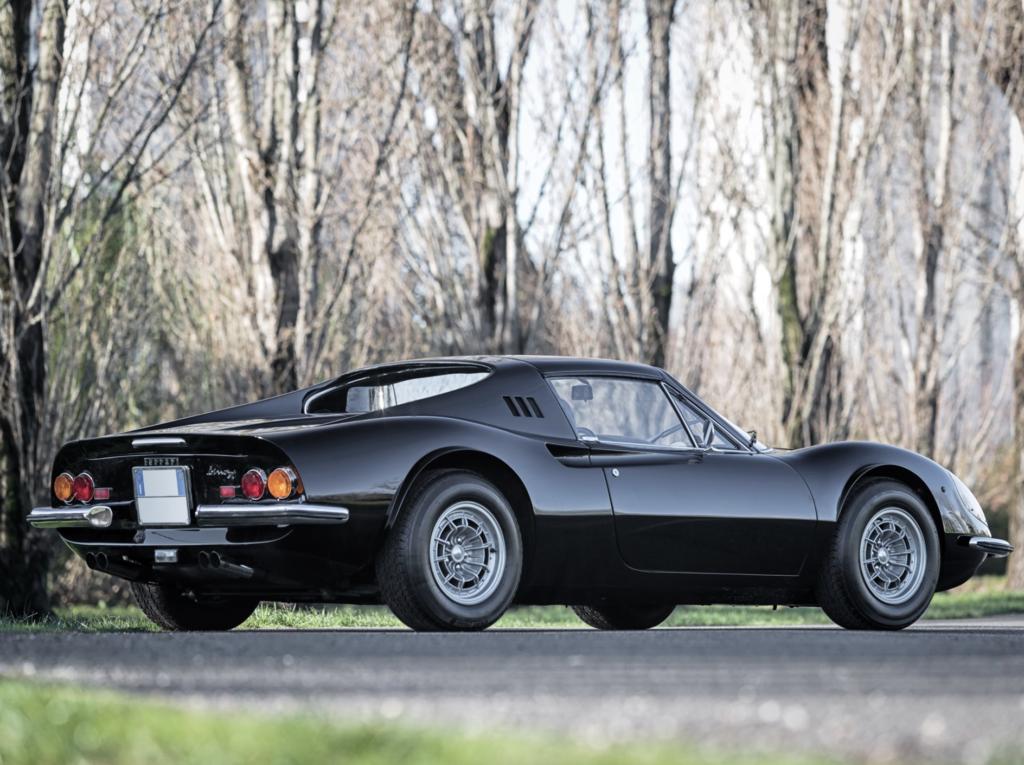 1973 Ferrari Dino 246 GTS 'Chairs & Flares' by Scaglietti