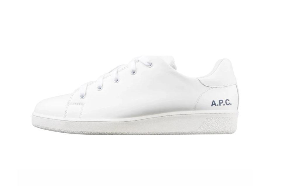 A.P.C. Hide sneakers