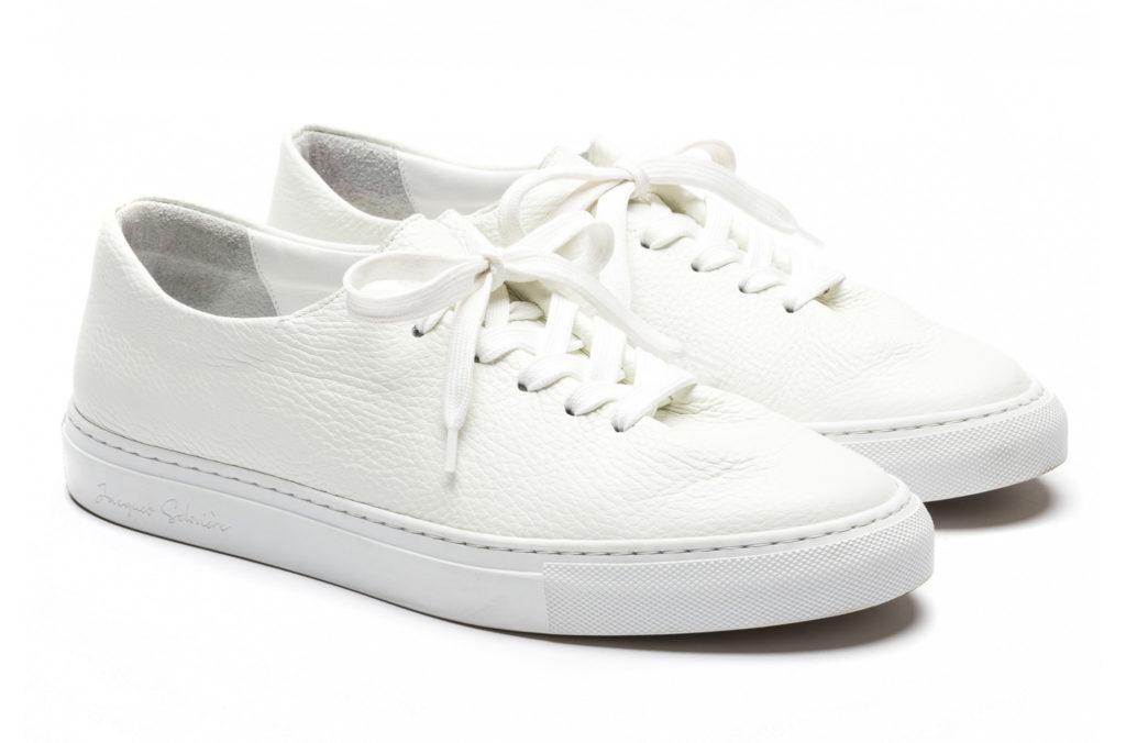 jacquessoloviere              HERVE - GRAINED CALF WHITE