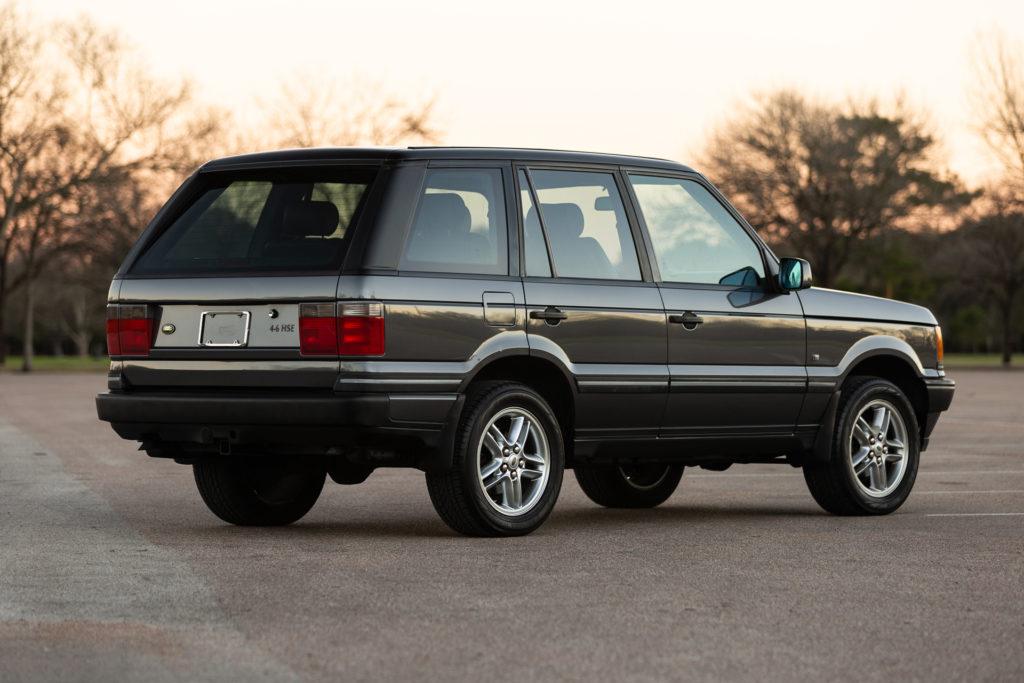 2001 Land Rover Range Rover HSE 4.6