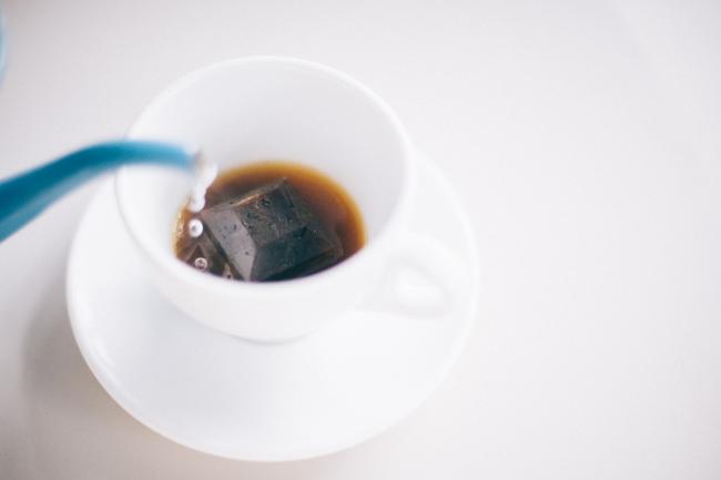 LIGHT UP COFFEE Espresso Cube