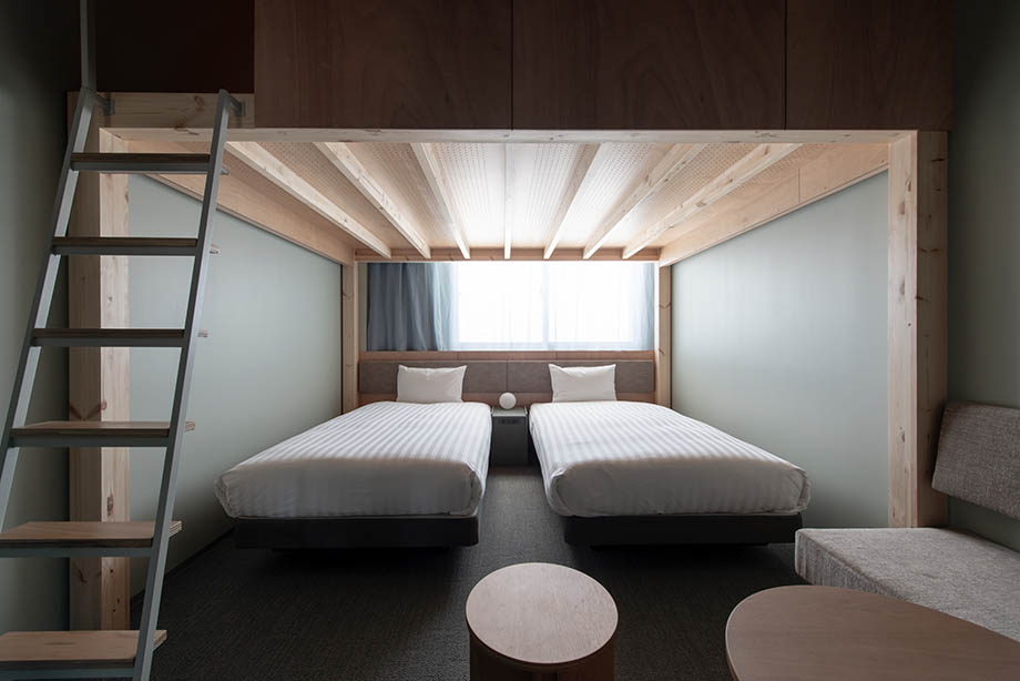 KAIKA TOKYO by THE SHARE HOTELS