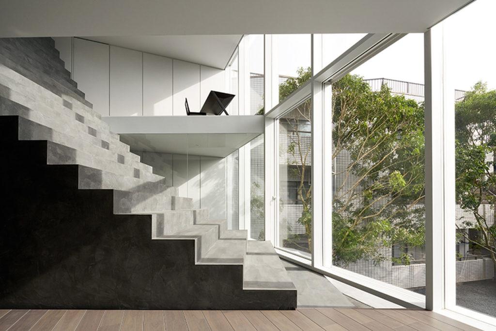 nendo-stairway house-02