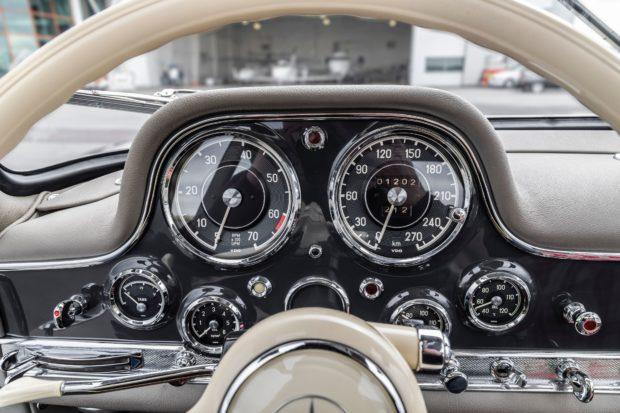 1956 Mercedes-Benz 300SL Gullwing
