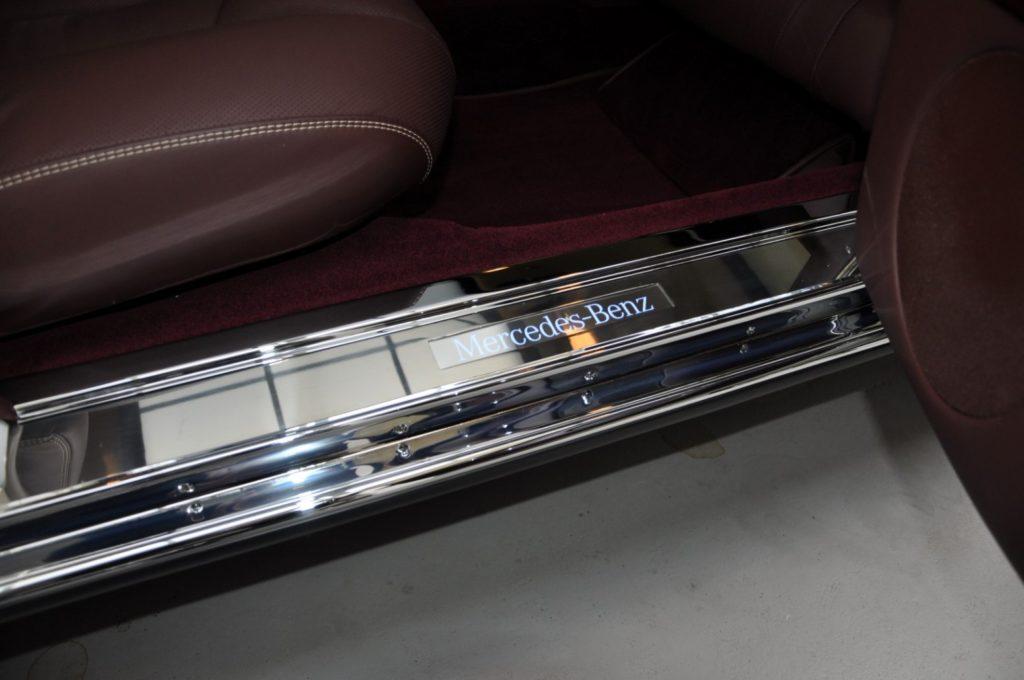 1975 Mercedes-Benz 600 W100