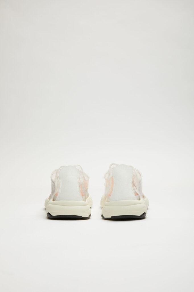 Acne Studios  Transparent trail sneakers transparent