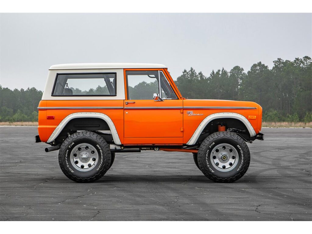 1974 Ford Bronco in Pensacola