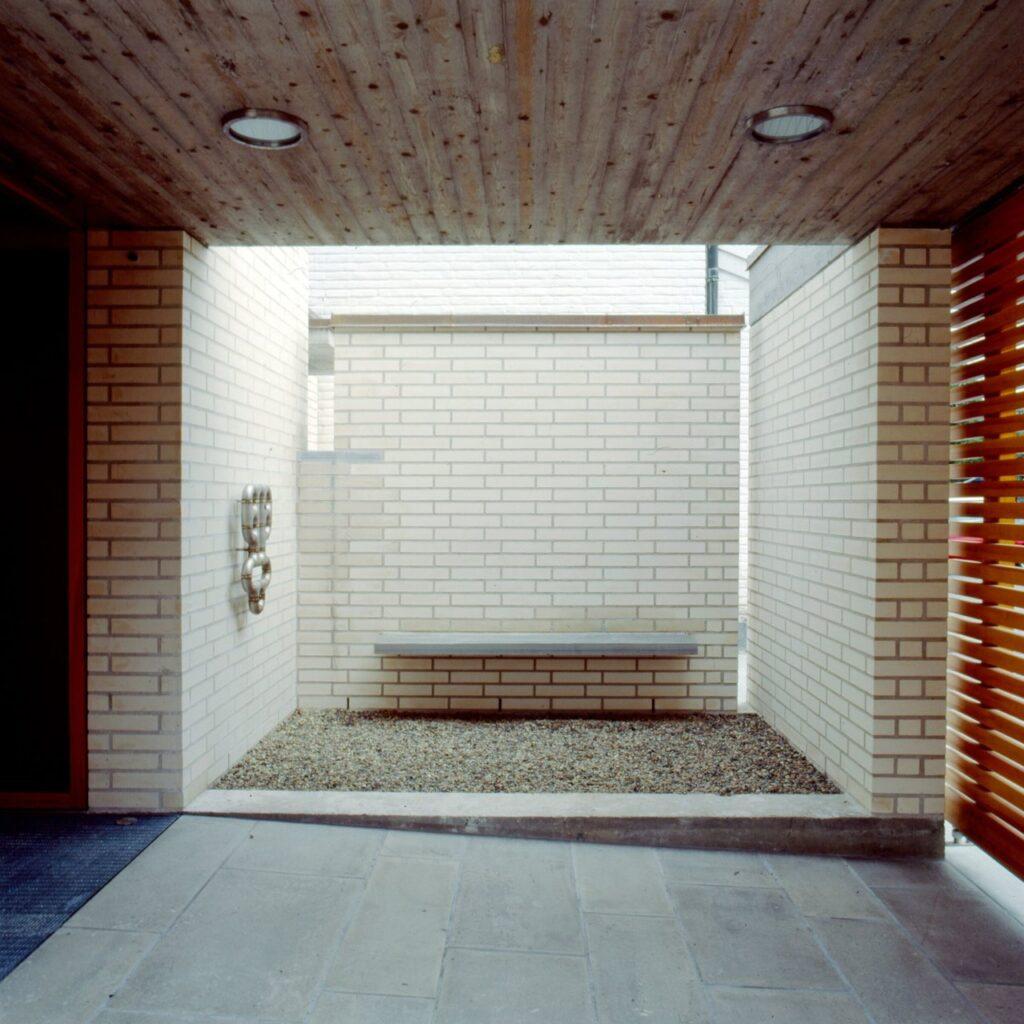 Mortuary at Asker Crematorium
