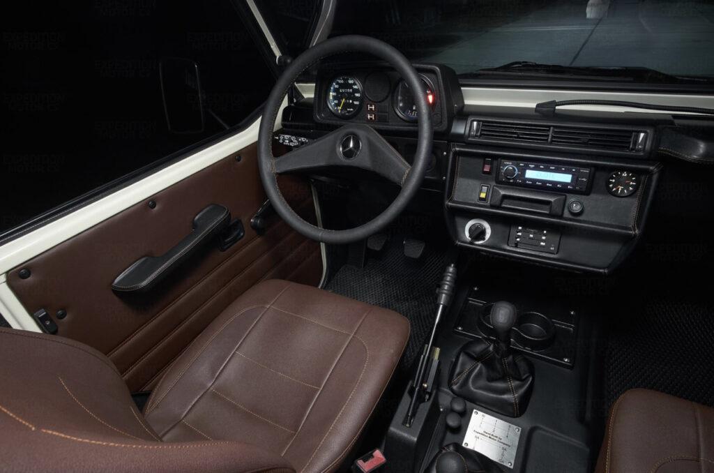 1991 Mercedes-Benz 250GD Wolf