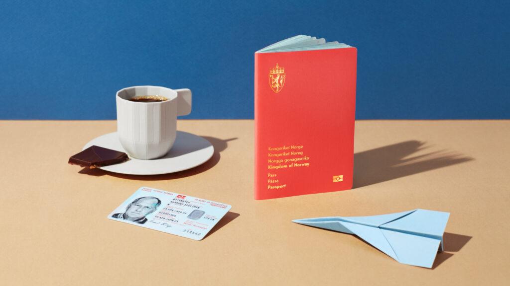 Norway's new passports