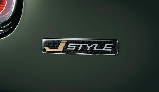 Suzuki Hustler  J STYLE